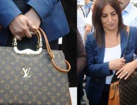 Louis Vuitton Aysel Tuğlukun peşinde