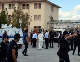 Sultangazi Polis Merkezinde patlama