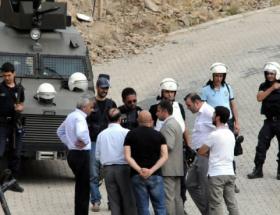 Şırnakta PKKlı cesedi gerginliği