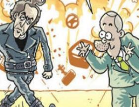 Nicolas Cage ve Erdoğan kapakta