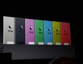 Yeni iPod serisi ve iTunes
