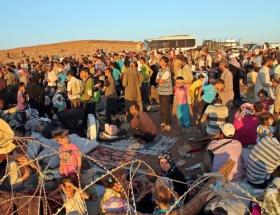 Suriyeli mültecilerin sayısı 3 milyonu geçti