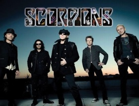 Scorpions Türkiyeye geliyor