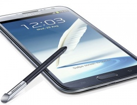 Samsung Galaxy Note II satışa çıktı!
