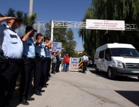 Şehit askerlerin cenazeleri GATAda