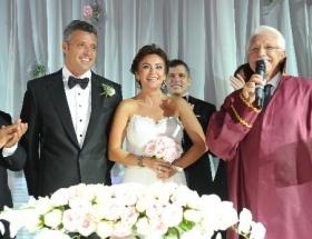 Sadettin Saran evlendi