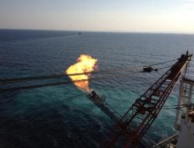 Karadenizde doğalgazın alevi erken söndü