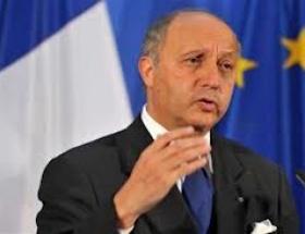 Laurent Fabiusu kınadılar