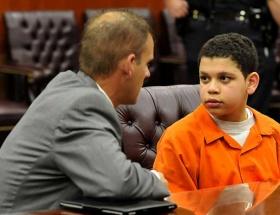 13 yaşındaki suç makinesi
