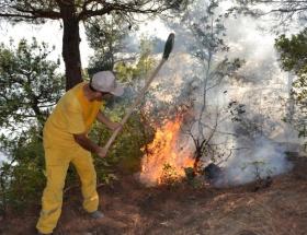 Hatayda 30 hektar kül oldu