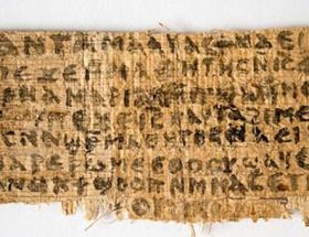 Hıristiyan dünyasını sarsan belge