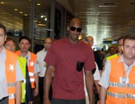 Kobe Bryant İstanbulda