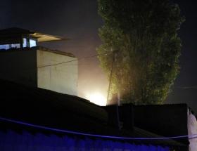 Bakırköy Cezaevinde yangın paniği