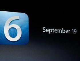 iOS 6daki garip hatalar!
