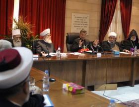 Dini Zirvede komite kurma kararı