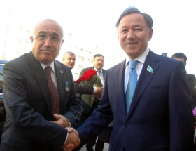 Cemil Çiçek, Kazakistanda