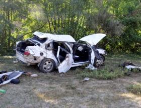 Tuncelide trafik kazası: 3 şehit