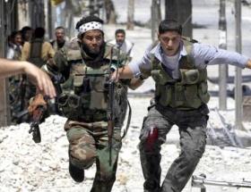 Suriyeli bayramda barış istiyor