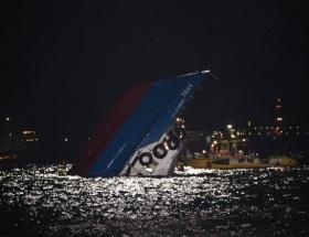 Facia gibi deniz kazası
