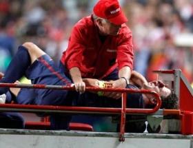 Puyolun kolu kırıldı