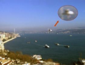 Bu UFO İstanbulda görüldü