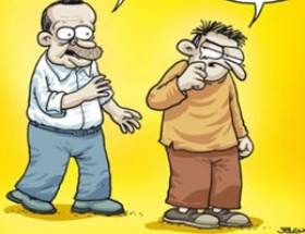 Erdoğan ve Alexin vedası