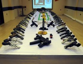 Kocaelide silah kaçakçılığı operasyonu