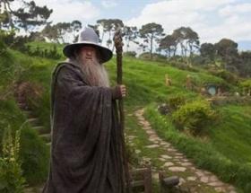 Hobbit için başkentin adı değişti