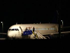 Suriye uçağından neler çıktı?