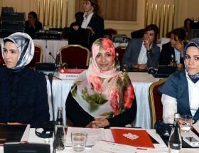 Sümeyye Erdoğandan liderlik paneli