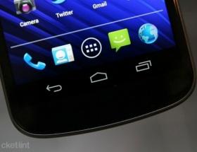 Samsunga Nexus çelmesi