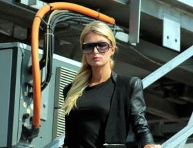 Paris Hilton polislerin başını yaktı