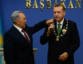 Kazak halkı Türkiyeye minnettar