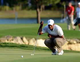 Tiger Woodstan erken veda