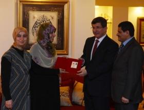 Nobelli aktivist Türk vatandaşı oldu