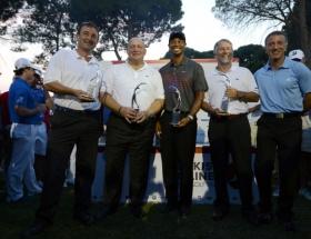 Golf turizminden 200 milyon euro ciro bekleniyor