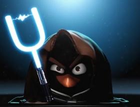 Angry Birds, yıldızlarla savaşacak