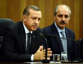 Erdoğan, Numan Kurtulmuş ile ilgili iddiaları yalanladı