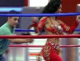 Dansözlü yarışmaya RTÜKten rekor ceza
