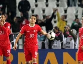 Macaristan 3-1 Türkiye
