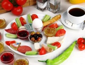 Kahvaltıyı sakın atlamayın