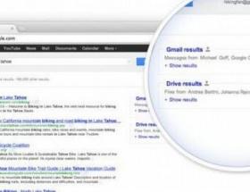 Google arama sonuçlarında bu da görünecek
