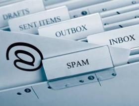 Türkiye spam üretiminde altıncı