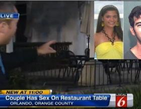 Yemek bitti seks başladı
