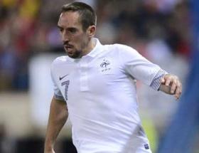 Ribery isyan etti