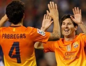 Barça barış için sahada