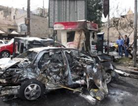Hizbullahın kalesine roketli saldırı