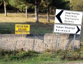 Trabzonda kuduz karantinası