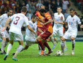 Galatasaray:1 - Cfr Cluj:1