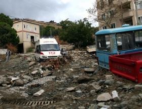 Marmara ve Avşa çamura battı